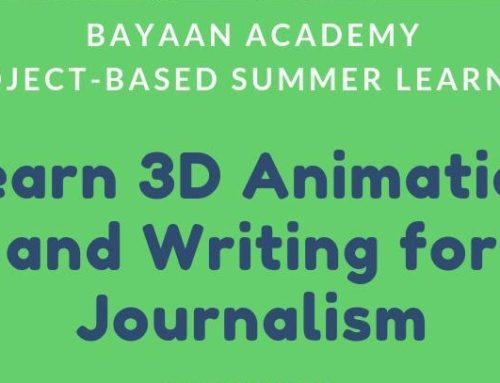 Project Based Summer Learning 2019